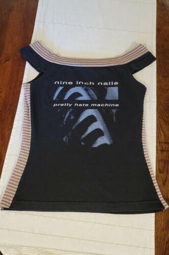Vintage NIN Pretty Hate Machine Shirt