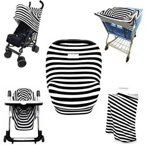 Image Is Loading Multi Use Stretchy Newborn Nursing Cover Baby Infant