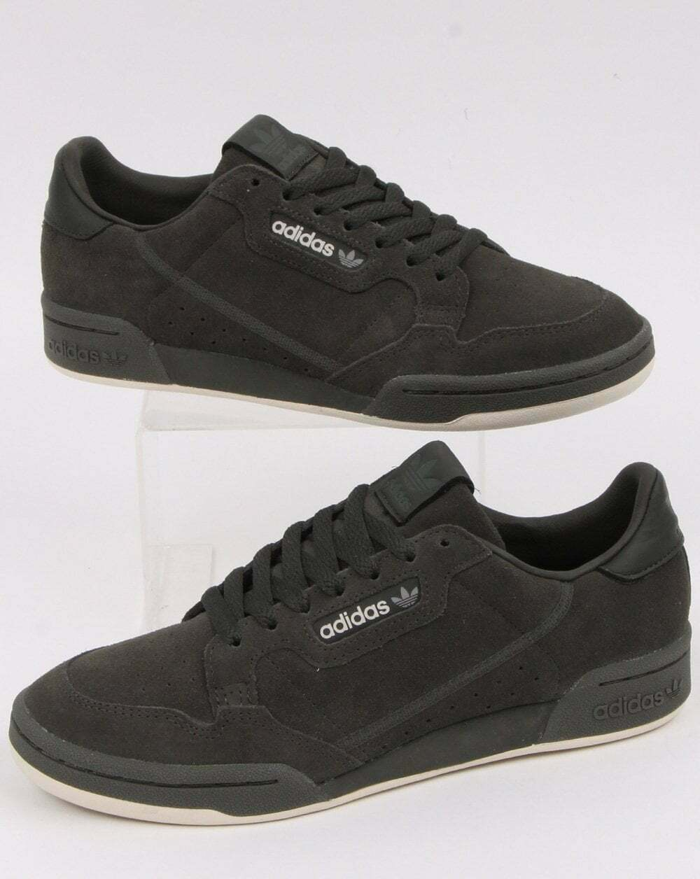 suede grau Carbon in Trainers 80 Continental Adidas