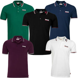 Lonsdale-Lion-Classic-Polo-Shirt-100-Cotton-Pique-Boxing-Embroidered-Slim-Fit