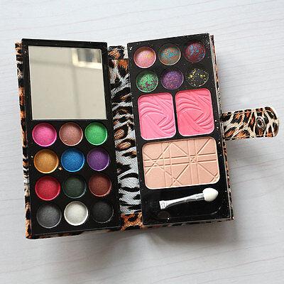 Pro 12 Colors Neutral Warm Eyeshadow Eye Shadow Palette Makeup Cosmetics Set Kit