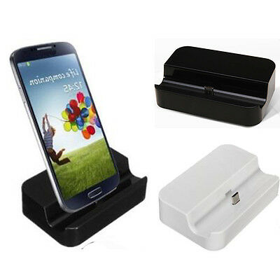 Sync Stand Dock Cradle Charger Station For Samsung Galaxy S4 S3 i9300 HTC Sony