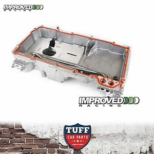 VT VX VY VZ Holden Commodore LS1 LS2 Improved Racing Baffled Race Sump Oil Pan