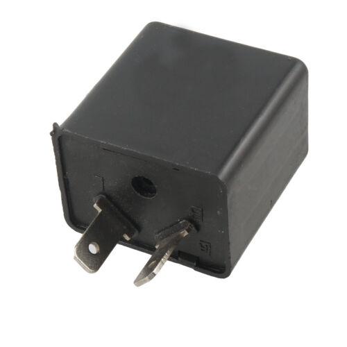 Auto Car Security 60V 2 Terminals Power Connector Relay Black