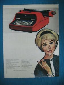 PUBLICITE-DE-PRESSE-IBM-MACHINE-A-ECRIRE-ILLUSTRATION-COURONNE-AD-1959
