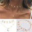 Women-Boho-Multilayer-Choker-Pendant-Necklace-Crystal-Star-Moon-Chain-Jewelry thumbnail 2