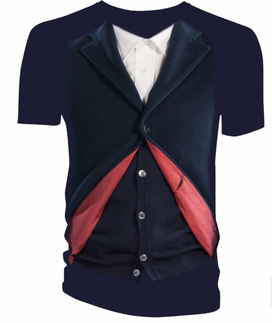 Dr Who T-Shirt 12th Doctor Costume Tee Cool Merchandise Gift Fancy Dress Sale