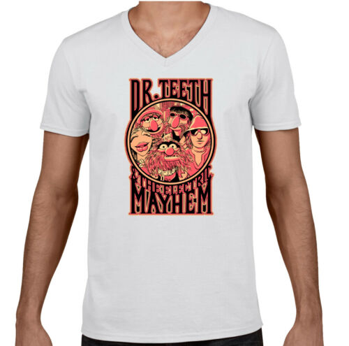 Dr Teeth and the Electric Mayhem Muppets T-Shirt