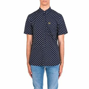 Polka Perry Print Dot Shirt Navy Fred Bnwt P5dqwAZ