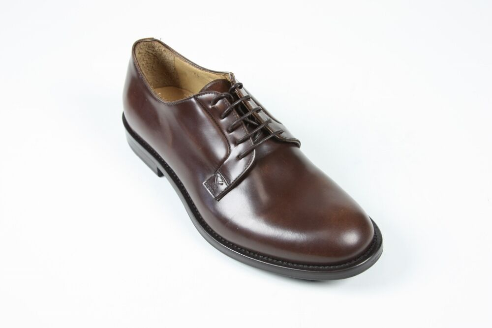 Sutor Mantellassi scarpe  5.5 UK   6.5 US Chestnut Marroneee derby