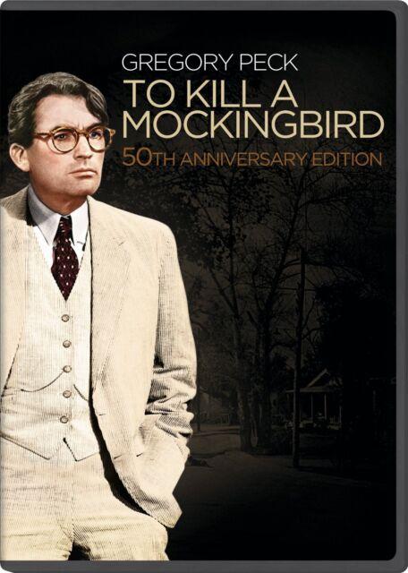 To Kill a Mockingbird 50th Anniversary Edition Gregory[DVD/NR] [TRAILER INSIDE]