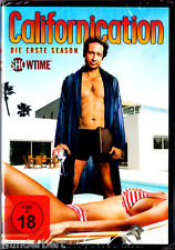 "DVD - neu & ovp - "" CALIFORNICATION - Die erste Season ( Staffel 1 ) """