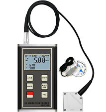 Digtial Vibration Analyzer Meter For Periodic Motion Test With Usb Data Cable