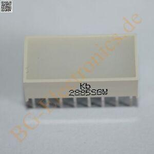 2-x-KB2885SGW-LED-Light-Bar-gruen-KB-2885SGW-Kingbrigh-2pcs
