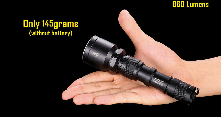Nitecore Edition MH25 2015 Edition Nitecore 960Lm Rechargeable Flashlight fdfde7