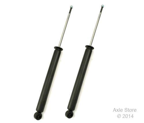 2 New Rear Shocks Fit Ford Focus Exclude Wagon with Warranty Fast Shipping