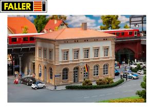 Faller-H0-191754-Polizeihauptwache-NEU-OVP
