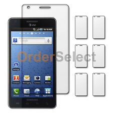6X Clear LCD Screen Shield Protector for Android AT&T Samsung Infuse 4G SGH-i997