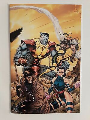 spanish foil cover b jim lee chris claremont colossus nm x men 1 rogue تولید لباس بیمارستانی