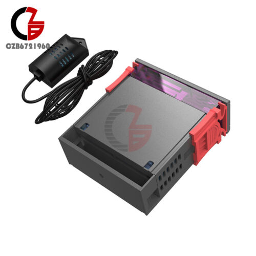 SHT2000 AC110~230V 10A Temperature Humidity Hygrometer Thermostat Control Sensor