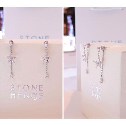 STONE HENGE Argent 925 Collier K1223 Femme Bijoux Cadeau Park Min-Young K-drame
