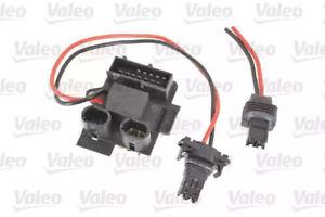 Details Sur Original Valeo Resistance Moteur Ventilateur Chauffage Pour Renault Clio Kangoo
