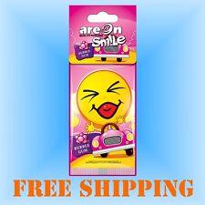 Profumo Deodorante per Auto e Casa -Smile Bubble Gum-