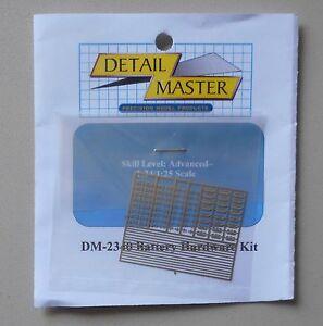 BATTERY-HARDWARE-1-24-1-25-DETAIL-MASTER-CAR-MODEL-ACCESSORY-2340
