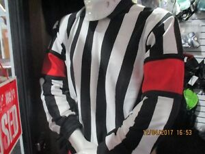 ea00cb85701 Image is loading Ice-Hockey-Official-Referee-Jersey-Top