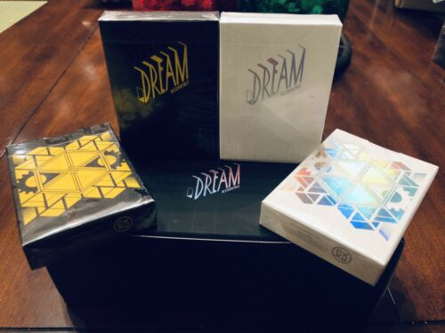 Dream Recurrence: Exuberance Deja Vu Deluxe Set Reverie Playing Cards