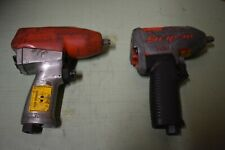 New Listingsnap On Mg31 Amp Im31 38 Drive Air Impact Wrench Lot Of 2
