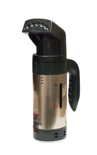Portable Steamer E8 Handheld Clothes and Garment Steaming Valet