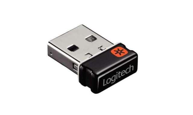 Logitech Unifying Empfänger Nano Recierver für Mause & Tastatur 993-000439