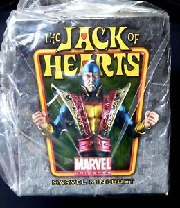 Jack-of-Hearts-Avengers-Bust-Statue-Marvel-Comics-Bowen-Designs-2009-Amricons