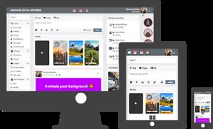 Eigenes-Soziales-Netzwerk-PHP-Script-Geld-verdienen-mit-eigener-Website