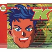 K Only the strong (5 versions, 1998, by Kai Tracid) [Maxi-CD]
