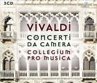 Vivaldi: Concerti da Camera (CD, Aug-2012, 3 Discs, Brilliant Classics)
