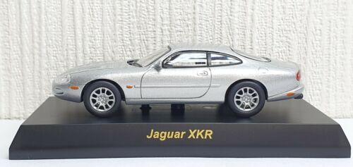 1//64 Kyosho JAGUAR XKR SILVER diecast car model