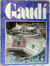 GAUDÍ - ARQUITECTURA DEL FUTURO - ED. ESPECIAL PARA LA CAIXA 1984 - VER INDICE