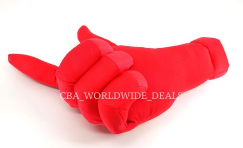 """24/"""" Red Glove Plush Toy New Universal Harry Potter Weasleys/' Wizard Wheezes"""