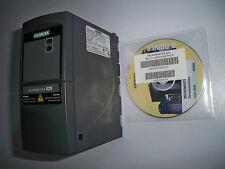 Convertitore di frequenza Siemens Micromaster420. 1,5kW,380-480 Vac 3ØAC