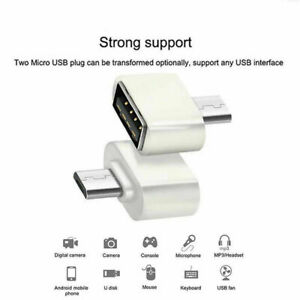 OTG-ADAPTATEUR-MICRO-USB-male-vers-USB-femelle-pour-Android-telephone-portable-et-tablette-NEUF