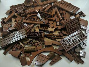200 Random LEGO Tan Bulk Lot of Bricks Plates Specialty Parts Pieces Star Wars