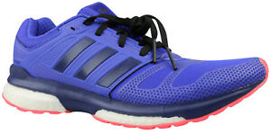 Adidas Revenge Boost 2 W Techfit Damen Sneaker Laufschuhe blau S82978 Gr. 38 NEU