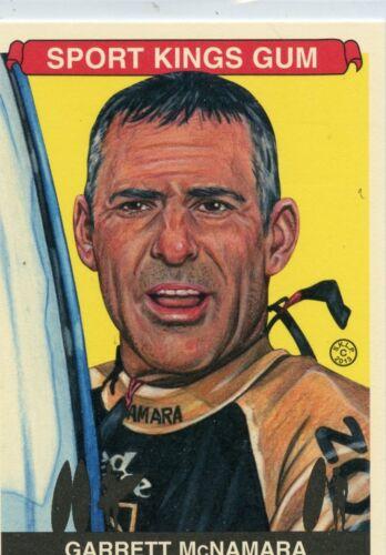 Garrett McNamara 2013 Sportkings Sport Kings Series F Premium Back #285 Surfer