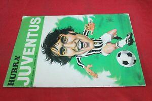Qualifié Rivista Hurra' Juventus Anno 1974 Numero 2