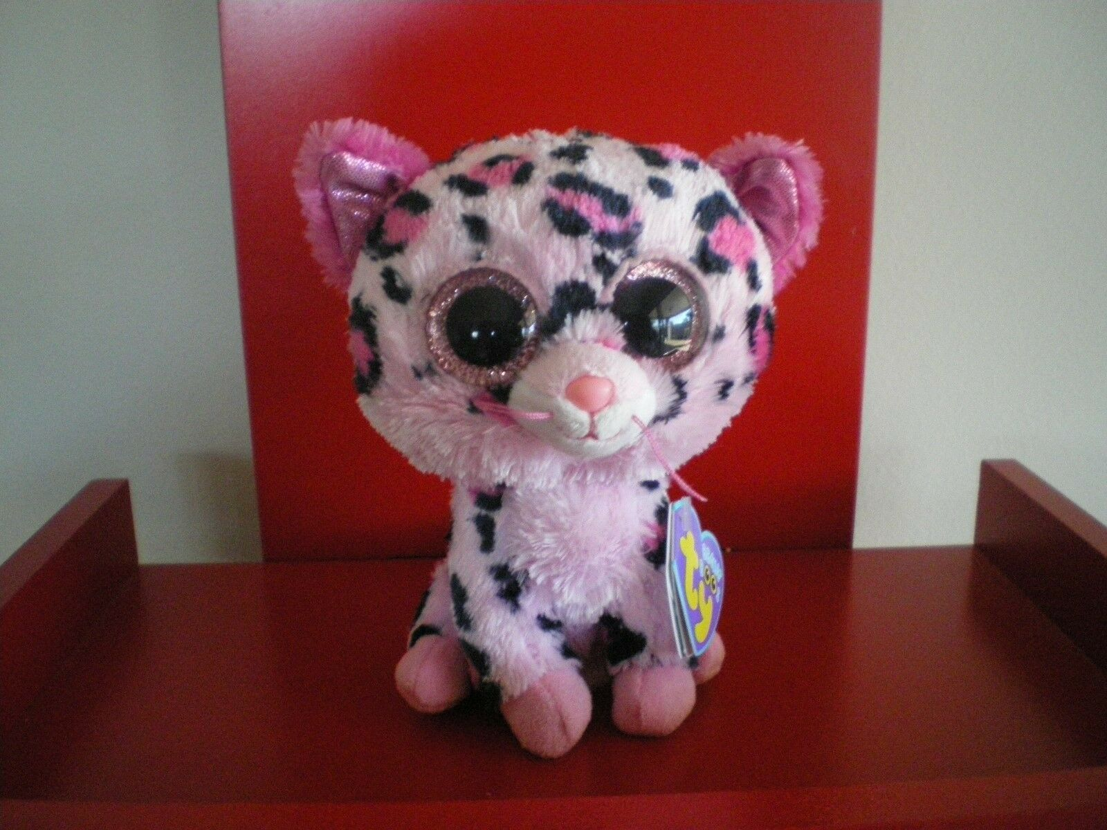 Ty Beanie Boos GYPSY cheetah 6 inch NWMT.RETIRED & HARD TO FIND.Limited quantity