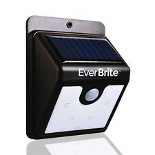 EVERBRITE Movement Sensor Solar-Powered Step Lights