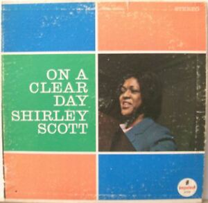 Shirley-Scott-On-A-Clear-Day-ABC-Impulse-AS9109-NM-RVG