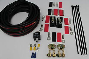 Astounding Wiring Kit To Suit Redarc Bcdc1225 Dc To Dc Charger Wiring Digital Resources Remcakbiperorg